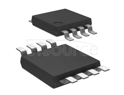 """DS1672U-33+T&R Real Time Clock (RTC) IC Binary Counter I2C, 2-Wire Serial 8-TSSOP, 8-MSOP (0.118"""", 3.00mm Width)"""