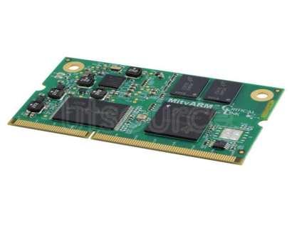 3354-IX-X3A-RI MitySOM Embedded Module ARM? Cortex?-A8, AM3354 NEON SIMD 1GHz 1GB 512MB