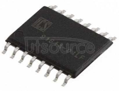 "1338C-18SRI8 Real Time Clock (RTC) IC Clock/Calendar 56B I2C, 2-Wire Serial 16-SOIC (0.295"", 7.50mm Width)"