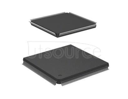 A2F500M3G-PQG208 ARM? Cortex?-M3 System On Chip (SOC) IC SmartFusion? ProASIC?3 FPGA, 500K Gates, 11520 D-Flip-Flops 512KB 64KB 80MHz 208-PQFP (28x28)