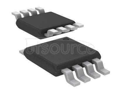 SM72375/NOPB Comparator General Purpose Open Drain 8-VSSOP