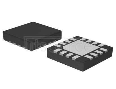 NB7VQ14MMNTXG Clock Fanout Buffer (Distribution), Multiplexer IC 1:4 8.5GHz 16-VFQFN Exposed Pad