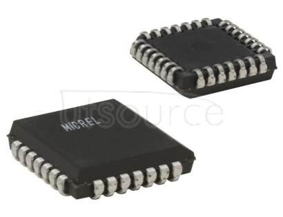 SY100E166JZ Magnitude Comparator 9 Bit Active High Output A<B, A=B, A>B 28-PLCC (11.5x11.5)