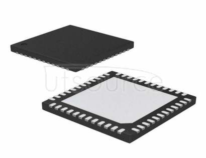 ZL40231LDG1 Clock Fanout Buffer (Distribution), Multiplexer IC 3:10 1.6GHz 48-VFQFN Exposed Pad