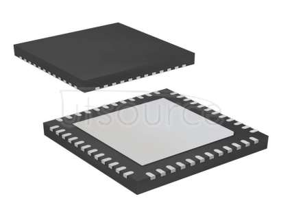 CDCL1810ARGZT Clock Fanout Buffer (Distribution), Divider IC 1:10 650MHz 48-VFQFN Exposed Pad