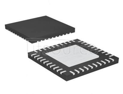 TPS53631RSBT D-CAP+? Controller, Intel VR12, VR12.5 Voltage Regulator IC 1 Output 40-WQFN (5x5)