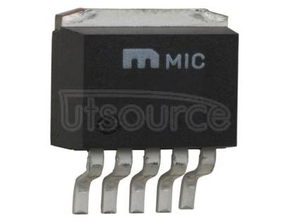 MIC29301-3.3WU-TR Linear Voltage Regulator IC Positive Fixed 1 Output 3.3V 3A TO-263-5