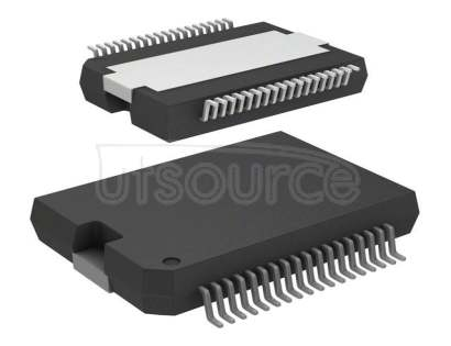 TDF8597TH/N1,118 Amplifier IC 1-Channel (Mono) or 2-Channel (Stereo) Class D 36-HSOP
