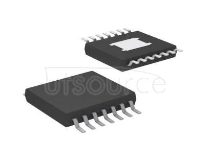 TPS2831PWP High-Side Gate Driver IC Inverting 14-HTSSOP