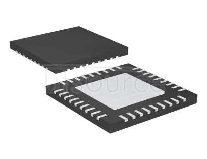MAX15016BATX+ Linear And Switching Voltage Regulator IC 2 Output Step-Down (Buck) Synchronous (1), Linear (LDO) (1) 135kHz 36-TQFN (6x6)