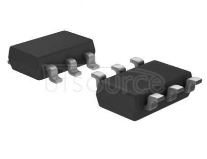 MAX5711AUT+T 10 Bit Digital to Analog Converter 1 SOT-23-6