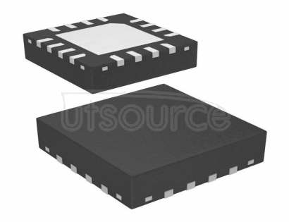 AB1804-T3 Real Time Clock (RTC) IC Clock/Calendar 256B I2C, 2-Wire Serial 16-VFQFN Exposed Pad