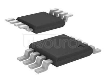SY100EL16VAKG-TR Differential Receiver IC 8-MSOP