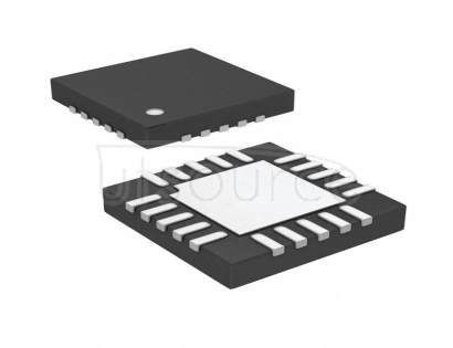 LTC3602IUF#PBF Buck Switching Regulator IC Positive Adjustable 0.6V 1 Output 2.5A 20-WFQFN Exposed Pad