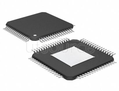 MAX9260GCB/V+GB 2.5Gbps Deserializer 1 Input 30 Output 64-TQFP-EP (10x10)