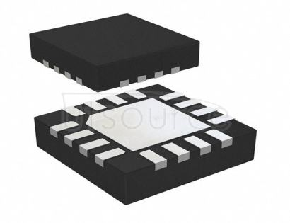 L6924U Charger IC Lithium-Ion/Polymer 16-VFQFPN (3x3)