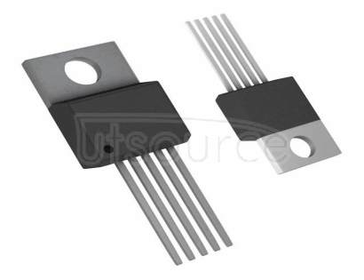 LT1175CT-5#06PBF Linear Voltage Regulator IC Negative Fixed 1 Output -5V 500mA TO-220-5 Flow 6