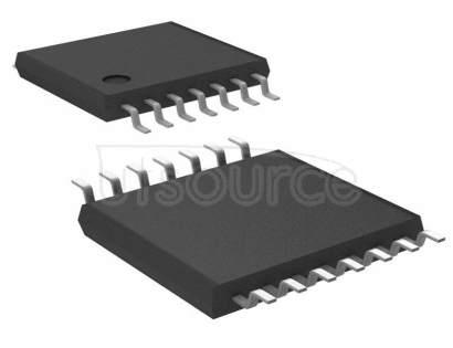 TS934AIPT General Purpose Amplifier 4 Circuit Rail-to-Rail 14-TSSOP