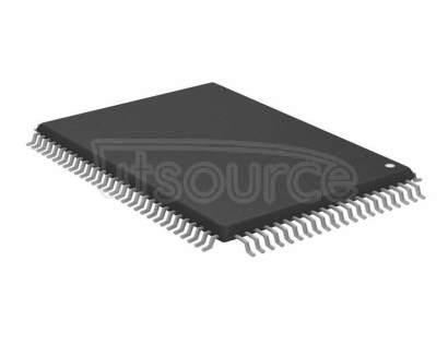 A1415A-PQG100I IC FPGA 80 I/O 100QFP