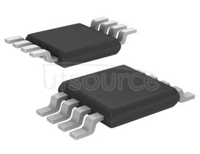 X9317UM8T1 Digital Potentiometer 50k Ohm 1 Circuit 100 Taps Up/Down (U/D, INC, CS) Interface 8-MSOP