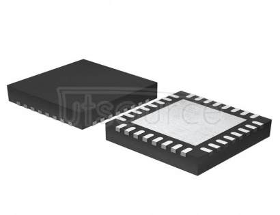 SI53321-B-GM Clock Fanout Buffer (Distribution), Multiplexer IC 2:10 1.25GHz 32-VFQFN Exposed Pad