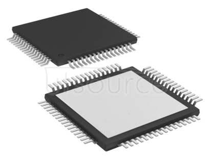 TLK2501IRCPRG4 2.5Gbps Serializer/Deserializer 16/1 Input 1/16 Output 64-HVQFP