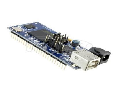 DLP-2232H-SF FPGA (cSoC) Embedded Module SmartFusion, A2F200M3F FT2232H 100MHz 64KB (Internal), 4MB (External) 256KB