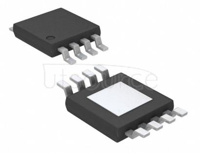 UCC37323DGN Low-Side Gate Driver IC Inverting 8-MSOP-PowerPad
