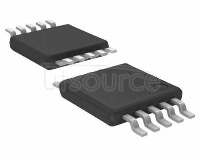 MAX6641AUB92+ Fan Control, Temp Monitor 0°C ~ 125°C, 0° ~ 255°C Internal and External Sensor SMBus Output 10-uMAX
