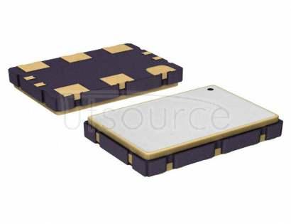 8N4Q001FG-1037CDI Clock Oscillator IC 500MHz, 125MHz, 250MHz, 1GHz 10-CLCC (7x5)