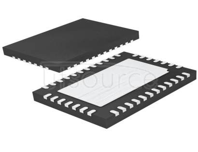 LTC2495CUHF#PBF 16 Bit Analog to Digital Converter 8, 16 Input 1 Sigma-Delta 38-QFN (5x7)