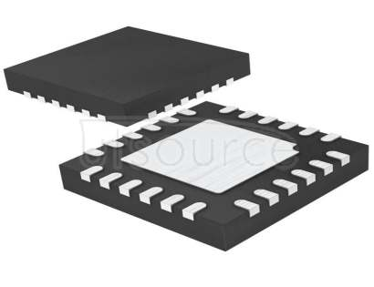 LTC3615EUF-1#PBF Buck Switching Regulator IC Positive Adjustable 0.6V 2 Output 3A 24-WFQFN Exposed Pad