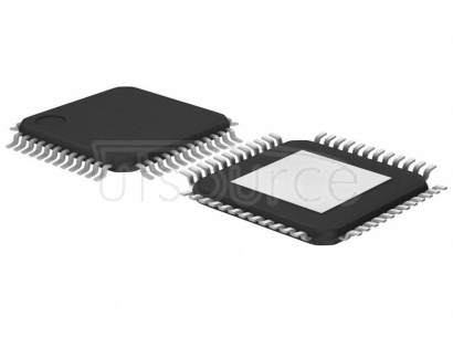 MAX5858ECM+D 10 Bit Digital to Analog Converter 2 48-TQFP-EP (7x7)