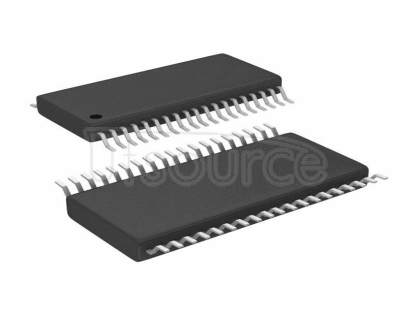 "CY2DP818ZXI-2 Clock Fanout Buffer (Distribution) IC 1:8 350MHz 38-TFSOP (0.173"", 4.40mm Width)"