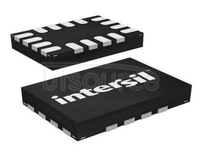 ISL23325TFRUZ-TK Digital Potentiometer 100k Ohm 2 Circuit 256 Taps I2C Interface 16-UTQFN (2.6x1.8)