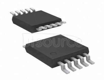ADC104S021QIMM/NOPB 10 Bit Analog to Digital Converter 4 Input 1 SAR 10-VSSOP