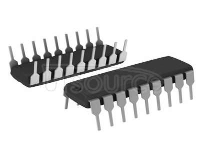 MCP2140A-I/P IrDA Standard Protocol Stack Controller UART Interface 2.5V/3.3V/5V 18-Pin PDIP Tube