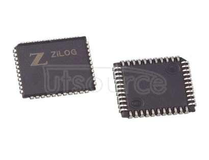 Z0220112VSCR3470TR 2.4k Modem V.21, V.22, V.23, Bell 103, Bell 212A 44-PLCC