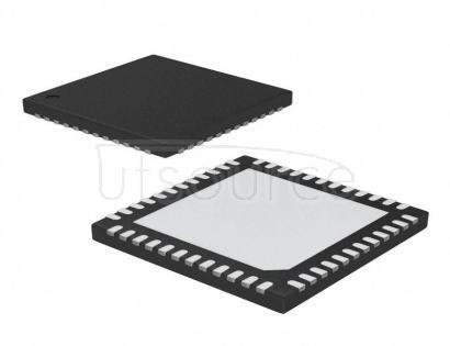 MAX5863ETM+T 4 Channel AFE 8, 10 Bit 2.1W 48-TQFN (7x7)
