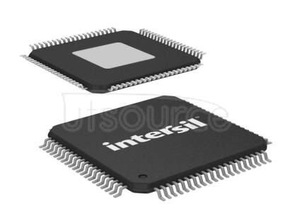 ISL98003INZ-110 3 Channel AFE 8 Bit 1.2mW 80-TQFP-EP (12x12)