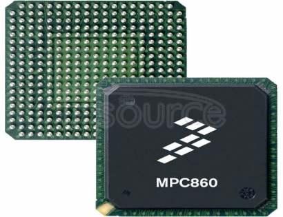 MPC860SRVR50D4R2 MPU  POWERQUICC   50MHZ   357PBGA
