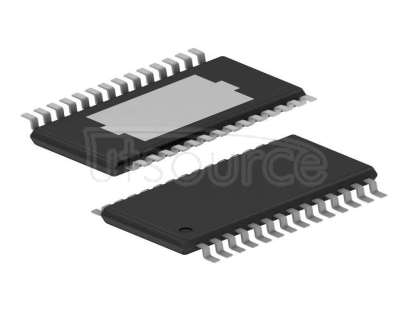 DRV8828PWP Stepper Drivers with FETs, Texas Instruments A range of dedicated Stepper Motor Driver ICs from Texas Instruments.