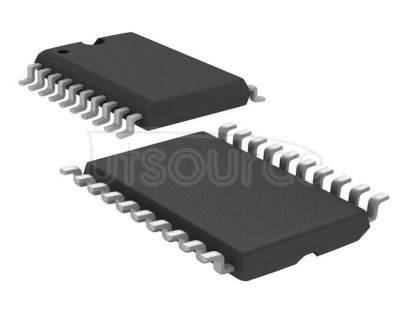 SN74BCT757DW Buffer, Non-Inverting 2 Element 4 Bit per Element Open Collector Output 20-SOIC