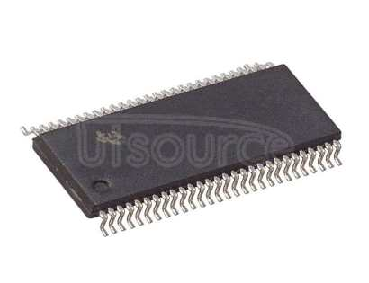 74FCT162841CTPVCT D-Type Transparent Latch 2 Channel 10:10 IC Tri-State 56-SSOP