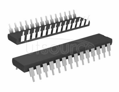"""DS1501Y+ Real Time Clock (RTC) IC Clock/Calendar 256B Parallel 28-DIP (0.600"""", 15.24mm)"""