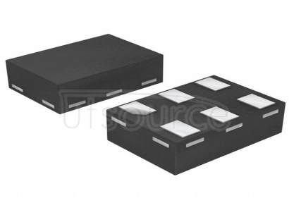 74AUP1Z125GM,132 Inverter, X-Tal Driver IC 6-XSON, SOT886 (1.45x1)
