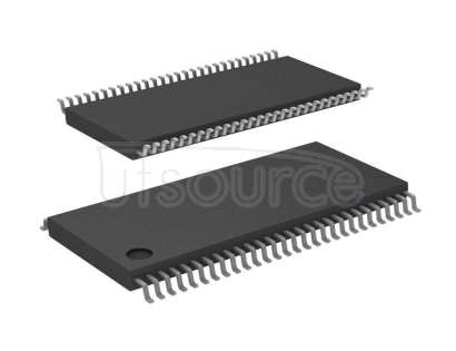 74ALVC16841MTDX D-Type Transparent Latch 2 Channel 10:10 IC Tri-State 56-TSSOP