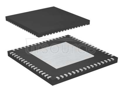 LAN9353I/ML Ethernet Switch 10/100 Base-T/TX PHY I2C Interface 64-QFN (9x9)