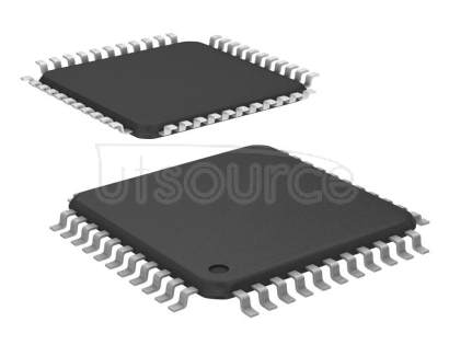5T93GL101PFGI Clock Fanout Buffer (Distribution), Multiplexer IC 2:10 450MHz 44-TQFP