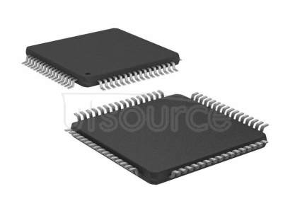 ADS131E04IPAGR 4 Channel AFE 16, 24 Bit 10.2mW 64-TQFP (10x10)